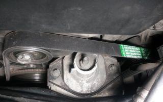 Ремень генератора Лада Приора 16 кл с кондиционером