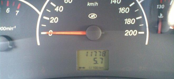 Бак Лада Приора сколько литров