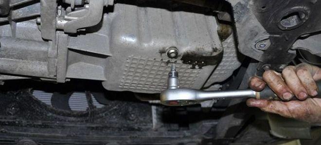 Лада Веста масло в двигатель замена и какое заливать