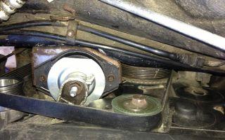 Замена подушек двигателя Лада Приора 16 клапанов