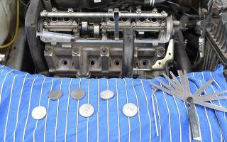 Лада Гранта как регулировать клапана на двигателе 8 клапанов