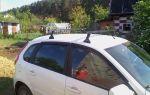 Багажник на Ладу Калину своими руками