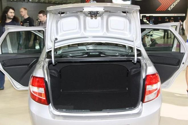 лада гранта седан багажник