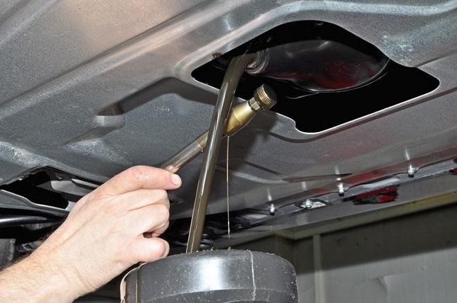 моторное масло для калины 1.6 8кл