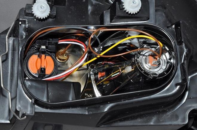 Lada Priora Электрооборудование, предохранители, реле